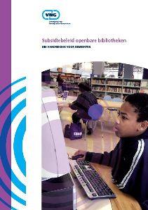Handreiking subsidiebeleid openbare bibliotheken