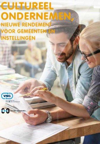 Cultureel ondernemen - nieuw rendement voor gemeenten en instellingen